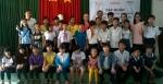 Thư cảm ơn của trẻ em TP. Cao Lãnh, Đồng Tháp