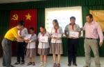 Tập huấn kỹ năng tự bảo vệ bản thân và trao tặng học bổng cho học sinh tại tỉnh vĩnh long