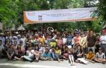 Hơn 100 trẻ em/thanh thiếu niên có hòan cảnh khó khăn tham dự hội trại tại Đại Nam, Bình Dương